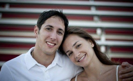 Daniel and Stephanie Rensing