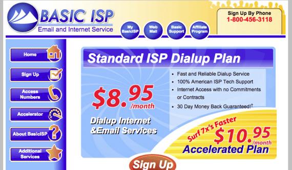 Basic ISP