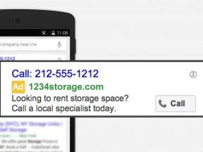 Google AdWords Launches Call-only Campaigns