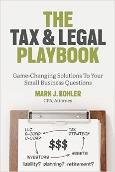 The Tax and Legal Playbook.