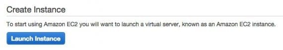 """Look for the blue """"Launch"""" button."""