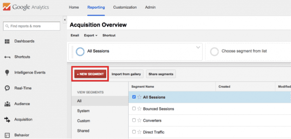 how to see utm_content in google analytics