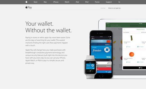 Apple Pay.