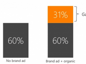 SEO: Study Shows Incremental Clicks with Branded SEO Plus PPC
