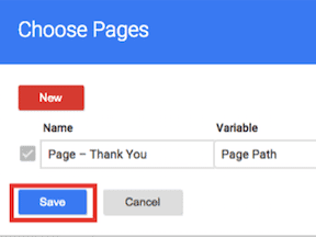 Using Google Tag Manager to Track Social Conversions