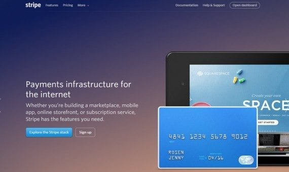 Stripe is a payment process made to help developers integrate ecommerce into just about any site or service.