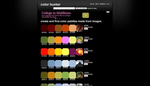 Color Hunter.