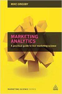 Marketing Analytics.