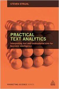 Practical Text Analytics.