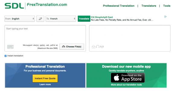 "SDL offers a machine-translation environment that utilizes ""translation memory."""