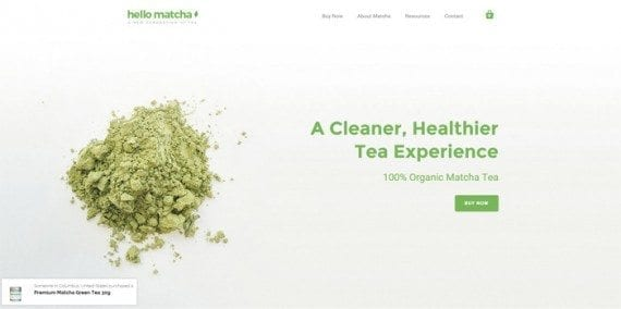 Shopify used personal relationships to fuel its Hello Matcha product launch.