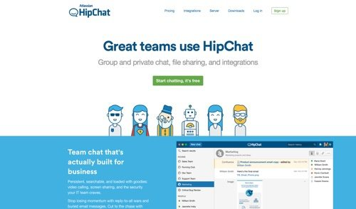 HipChat.