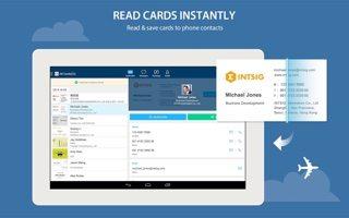 CamCard App.