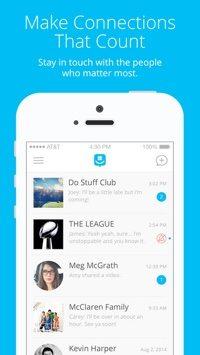 GroupMe App.