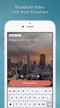 Periscope App.