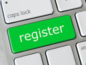The Case for Registering Online Shoppers