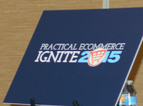 Top 5 SEO Questions at Practical Ecommerce Ignite 2015