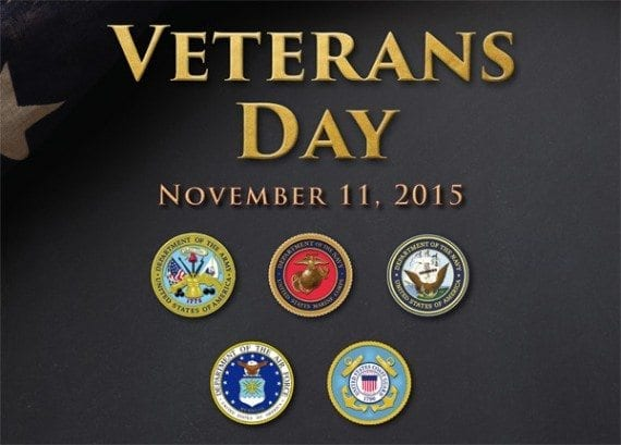 Veterans Day is an opportunity to thank those who have served.