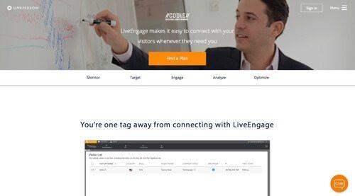 LiveEngage.