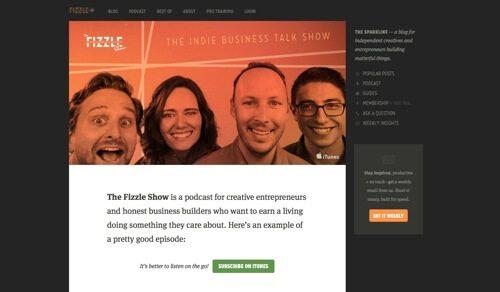 The Fizzle Show.