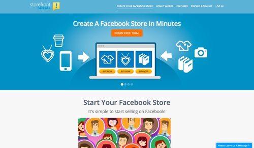 Storefront Social.