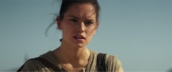 Rey is likely the protagonist of forthcoming movies, so there are lots of questions about her.