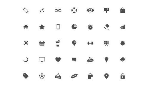 Boldo - Free Icon Set.