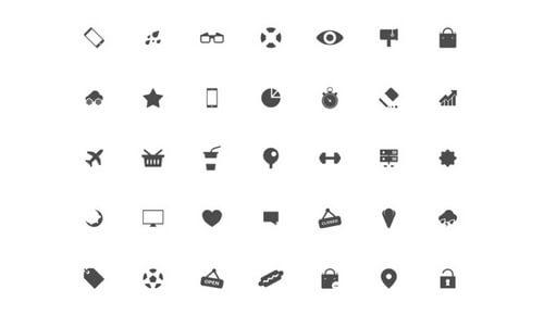 Boldo - Free Icon Set.