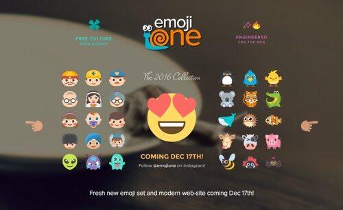 Emoji One.