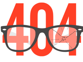 404 Error Pages Serve 2 Purposes: SEO and User Satisfaction