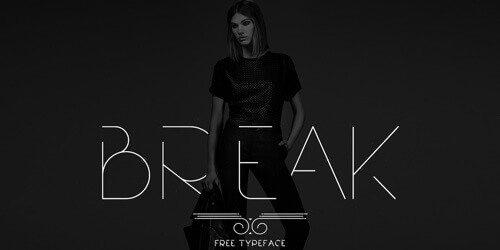 Break.