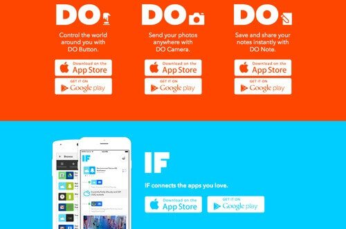 DO & IF by IFTTT.