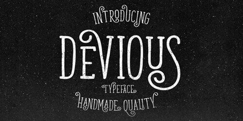 Devious.