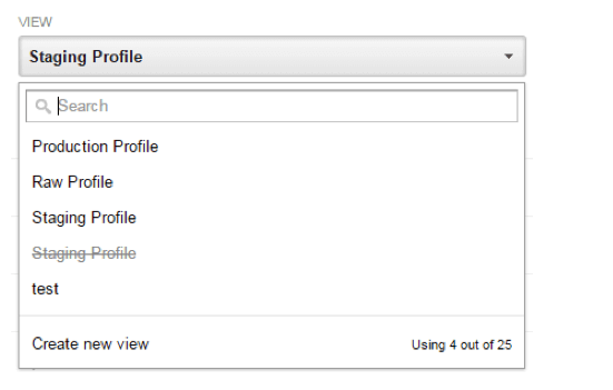 Set up the view hierarchy as one of the first steps.