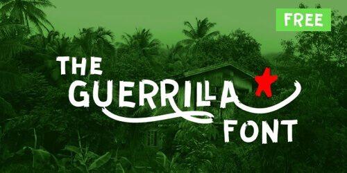 Guerrilla.
