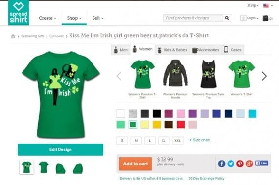 "Sales should not be a surprise. You should realize that you might want to promote a ""Kiss Me I'm Irish"" t-shirt leading up to St. Patrick's Day, and, perhaps, include it as a closeout or clearance the item after the holiday."