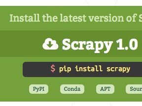 Crawl Your Ecommerce Site with Python, Scrapy