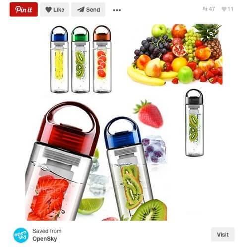 Fruitzola on Pinterest.