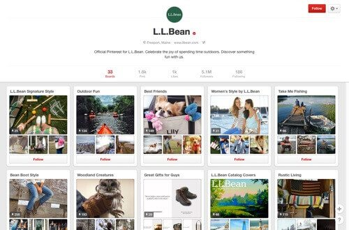 L.L.Bean on Pinterest.