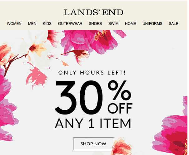 Lands' End uses sophisticated email marketing to attract new customers, and sell more items to existing ones. The metrics to track the success of those campaigns, however, are becoming increasingly complicated.