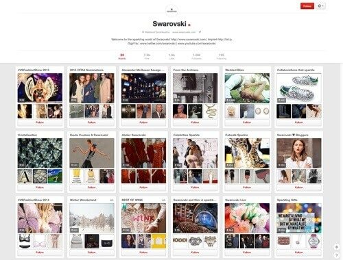 Swarovski on Pinterest.