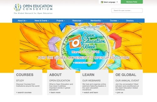 The Open Education Consortium.