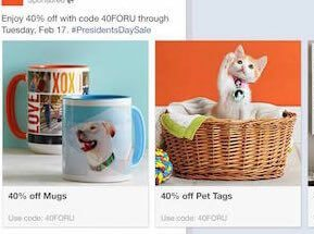 Using Facebook's New Dynamic Product Ads