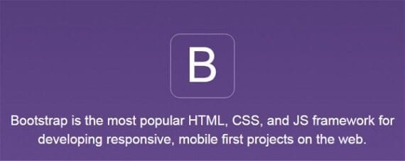 Bootstrap is an HTML, CSS, and JavaScript framework that makes it easy to rapidly develop web sites. It can be used with nearly every ecommerce platform.
