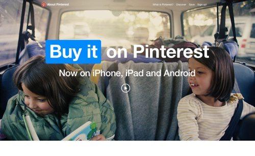 """Buy It"" on Pinterest."