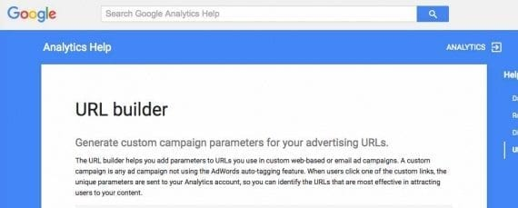 """For ecommerce merchants, """"soft conversions"""" could benewsletter signups or requests for information. Tracking the source and effectiveness of soft conversions can help merchants increase actual sales. Google's URL builder is a handy method of assembling custom tracking URLs."""