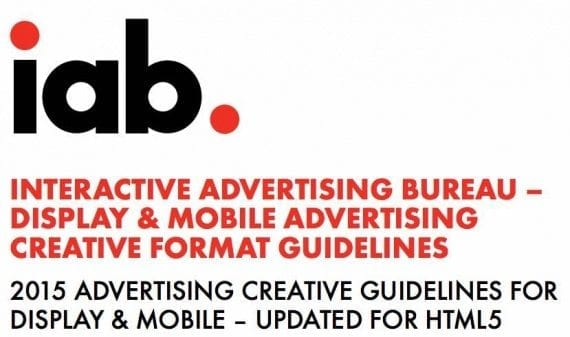 Retailers with affiliate programs should ensure those programs are mobile ready, such as using mobile-optimized creative as recommended by the Interactive Advertising Bureau — IAB.