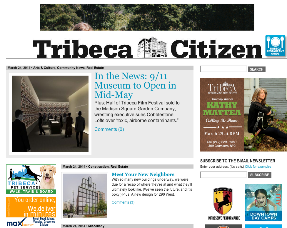 Tribeca Citizen