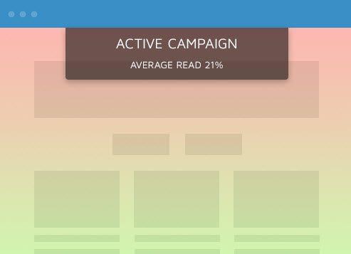Screenshot of SumoMe Content Analytics