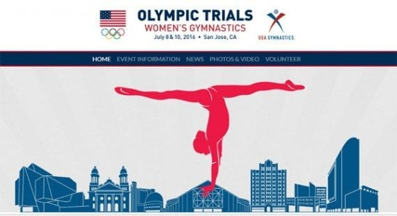 The Olympic Games begin in August. Until then, content marketers can produce entertaining and informative content around the various Olympic Trials.